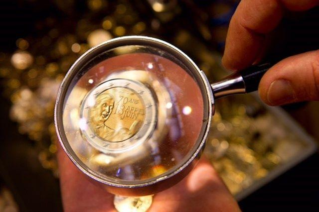 La Monnaie de Paris commémore les plus grands événements.