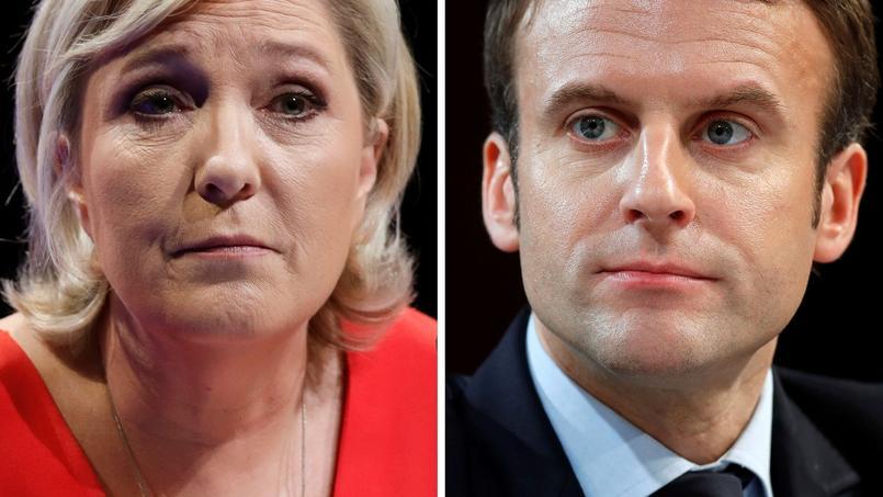 Suivez en direct le débat sur TF1 — Présidentielle