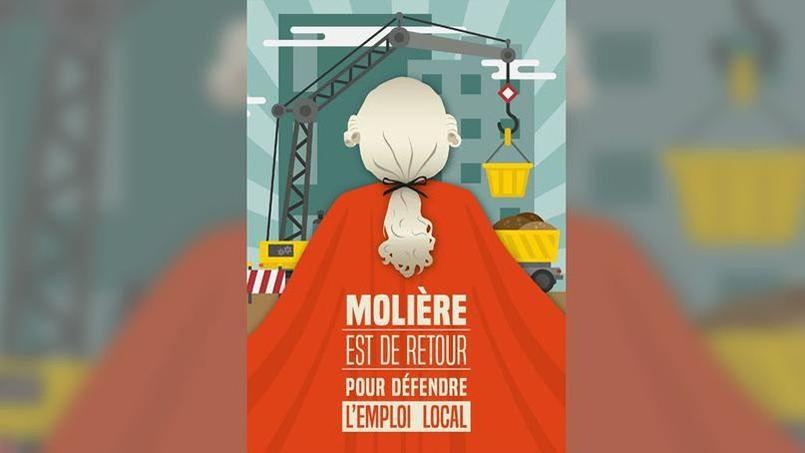 Crédit: capture d'écran du site «Clausemoliere.fr».