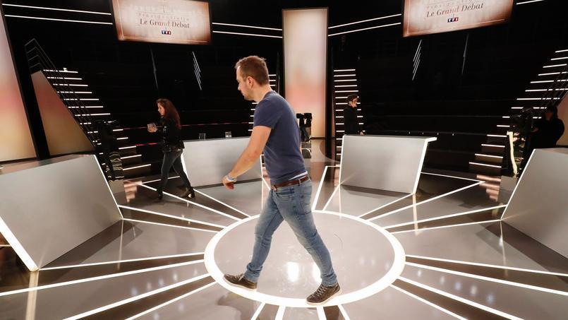 Mélenchon passe devant Hamon après le débat télévisé — Sondage
