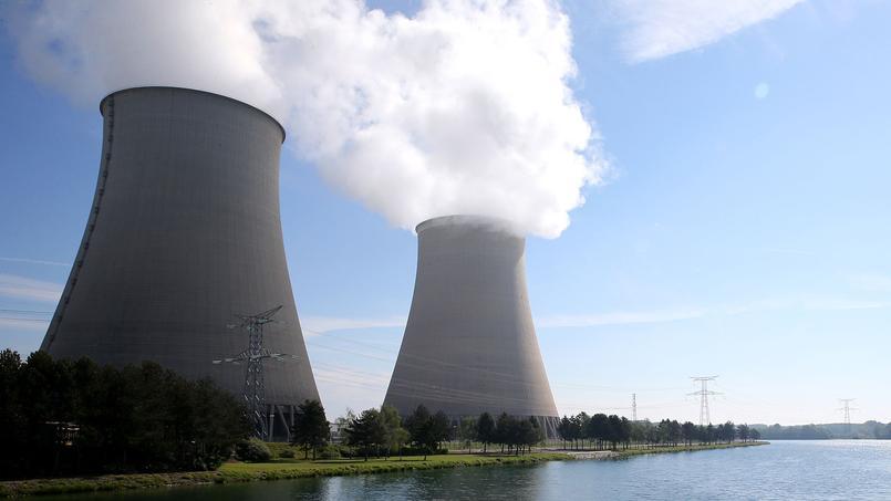 La centrale nucléaire de Nogent-sur-Seine, le 26 mai 2016.