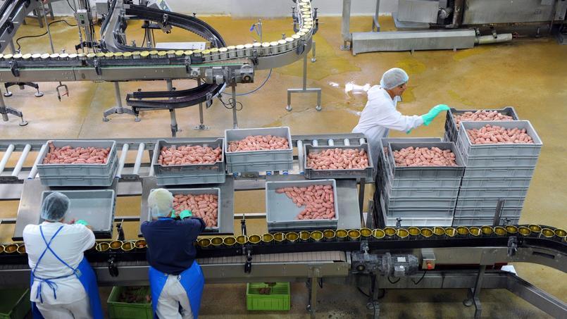 En 2016, les industries agroalimentaires ont annoncé la création de 20 sites industriels.