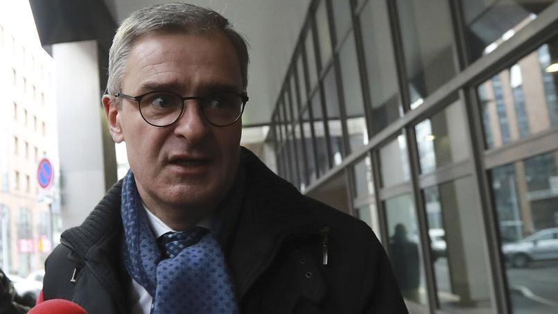 Marc Joulaud, maire de Sablé-sur-Sarthe