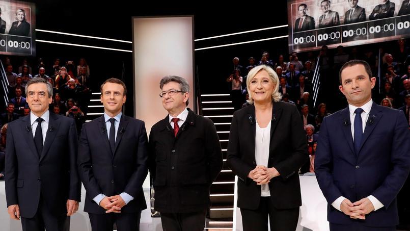Emmanuel Macron a accusé Marine Le Pen de transformer «les plus de quatre millions de Français, dont la religion est l'islam».
