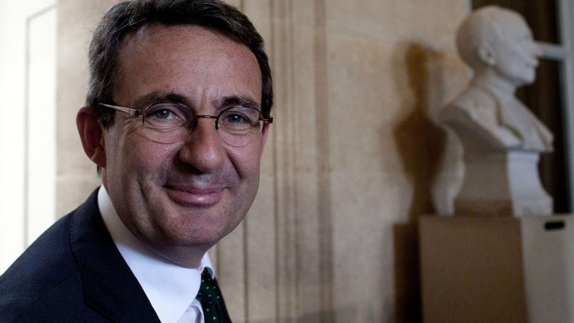 Le député-maire de Neuilly-sur-Seine, Jean-Christophe Fromantin