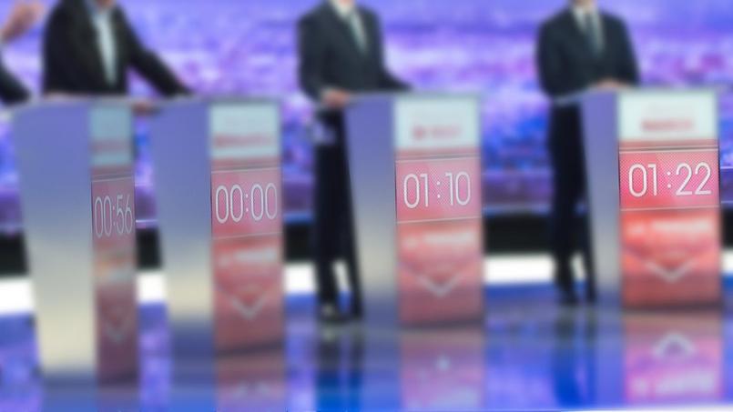 Marine Le Pen bat un record dans les sondages — Présidentielle