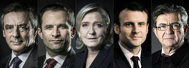 Pour ce premier débat sur TF1, les candidats François Fillon, Benoît Hamon, Marine Le Pen, Emmanuel Macron et Jean-Luc Mélenchon vont s'affronter ce lundi soir dans un exercice crucial.