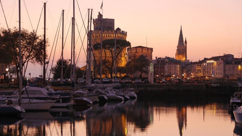 Le bassin à flot de la Rochelle: la ville fait partie des grandes favorites des touristes français.
