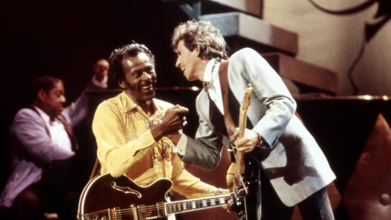 Sortie d'un nouveau single de Chuck Berry, quatre jours après sa mort