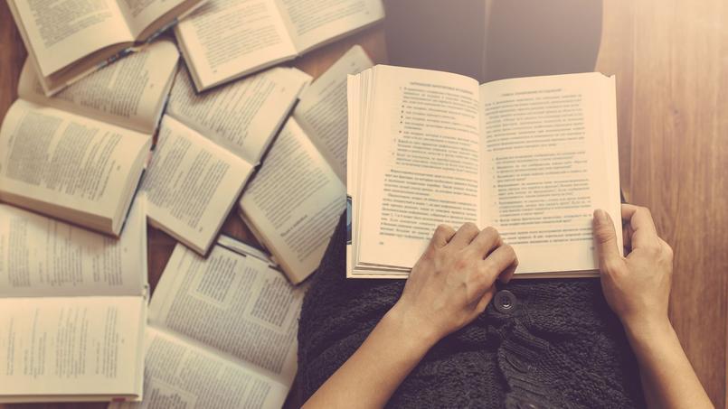 Les «grands lecteurs» qui affirment lire plus de quinze livres par an sont surtout des femmes et des plus de 50 ans.