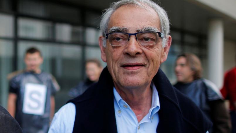 Henri Emmanuelli, en 2014.