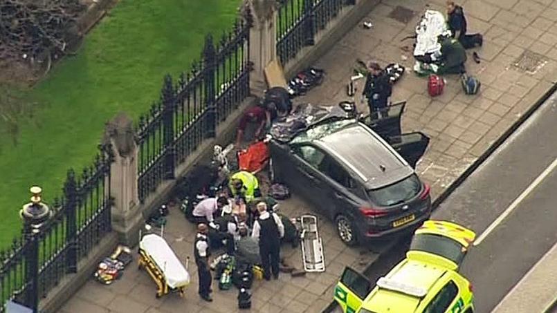 Attentat à Londres: Deux personnes sont toujours placés en garde à vue