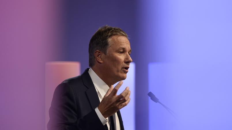 Le président de Debout la France, Nicolas Dupont-Aignan.