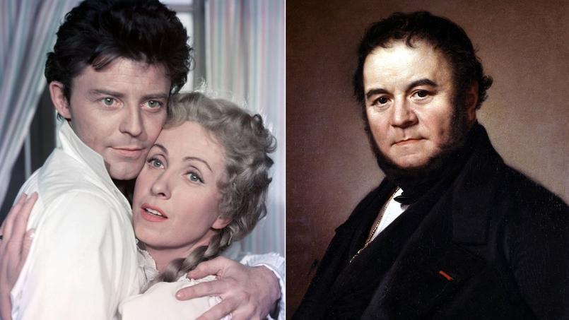 Stendhal disparaissait le 23 mars 1842 il y a 175 ans. Le Figaro cinq films inspirés de son œuvre.