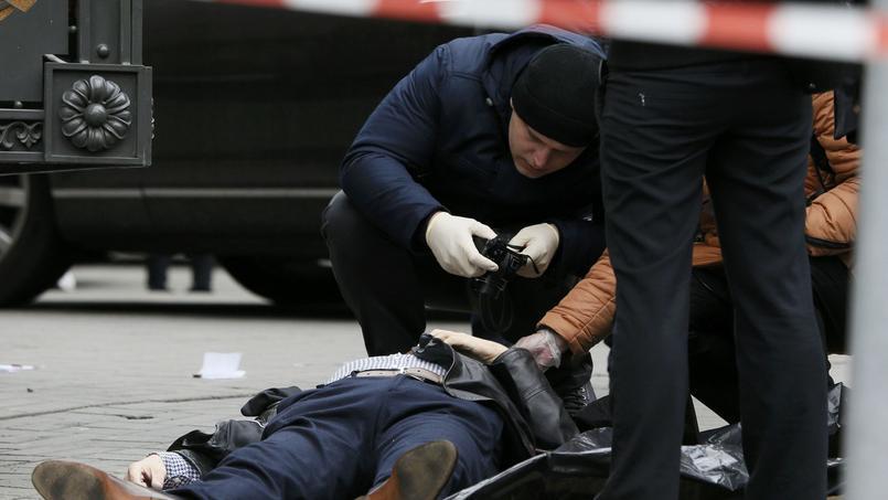 Assassinat d'un ex-député russe à Kiev, l'Ukraine accuse le Kremlin