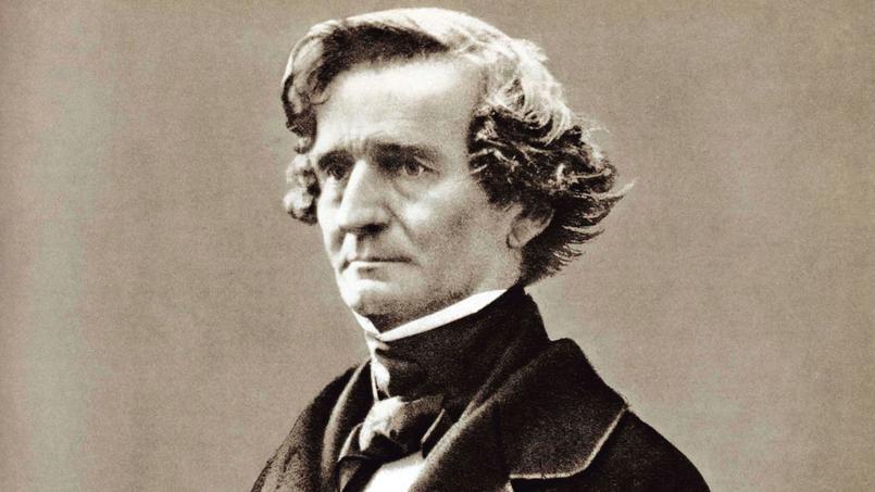 Hector Berlioz photographié par Nadar en 1865, trois ans après lacréation de Béatrice etBénédict.