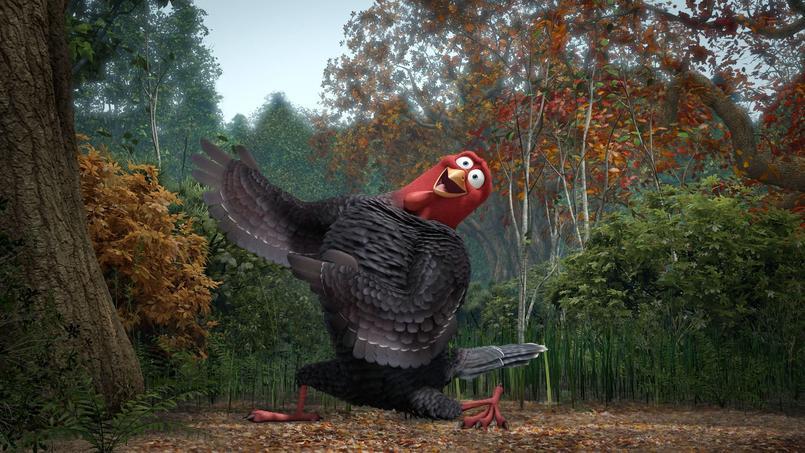 Free Birds de Jimmy Hayward, 2013.