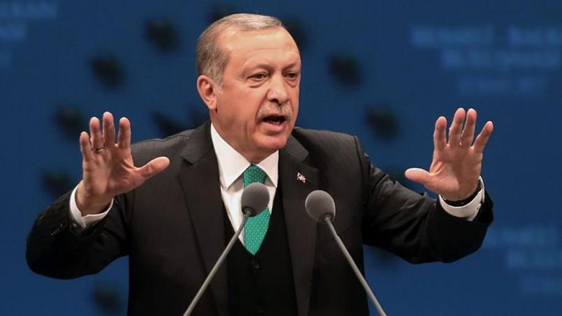 Une manifestation anti-Erdogan choque Ankara — Suisse