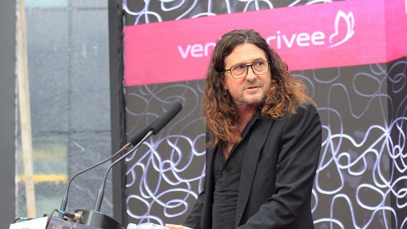 Jacques-Antoine Granjon, PDG et fondateur de Vente-privee.