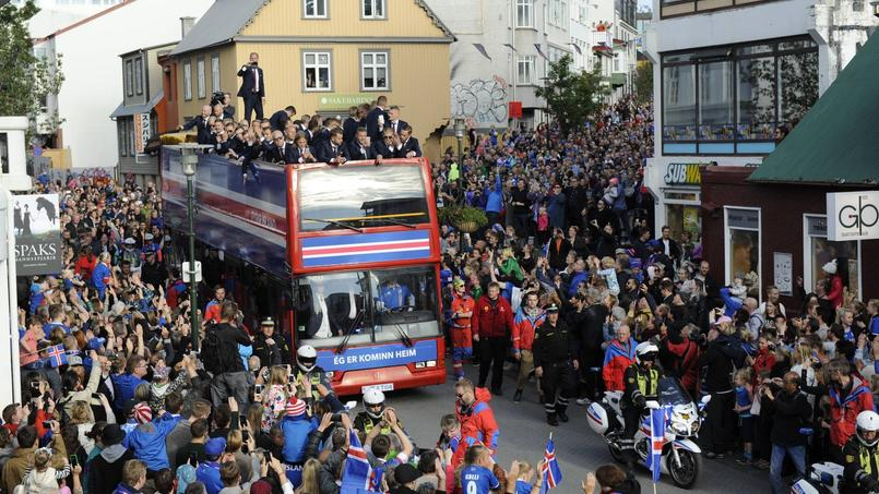 Neuf mois après l'Euro, l'Islande connaît un baby boom !