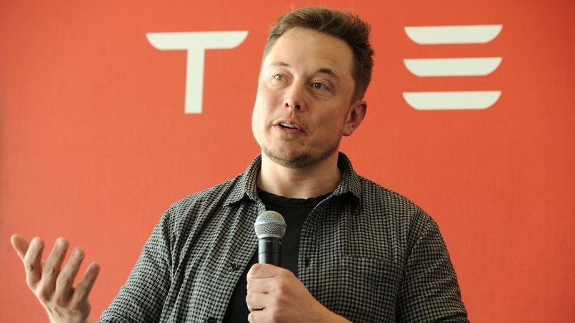 Elon Musk, fondateur de Tesla.