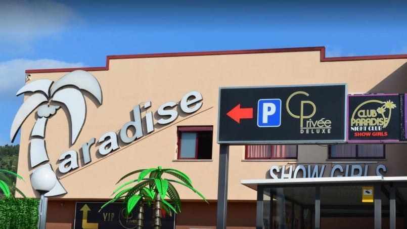 Pyrénées-Orientales : une maison close comme sponsor de l'équipe de foot