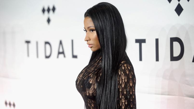 Nicki Minaj craint que ses images prises sur le pont de Westminster soient mal perçues.