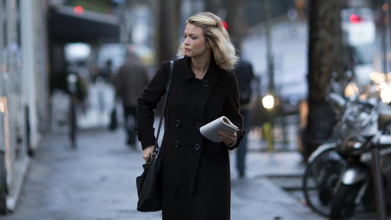 Virginie Efira dans le rôle d'une chômeuse chic, entre le monde du luxe et celui des sans-abri.