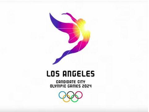 Le logo de LA 2024 a été présenté en février 2016