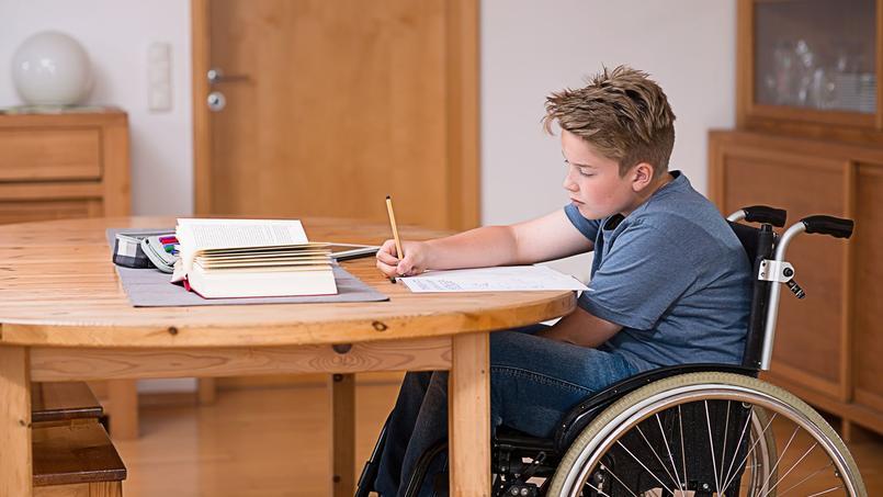 Les adolescents handicapés rêvent eux aussi de partir à l'étranger.