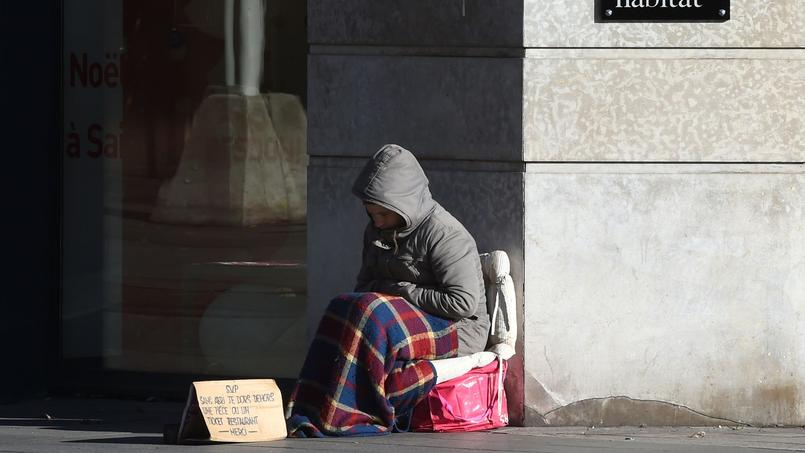 En France, objectif zéro sans-abris d'ici 10 ans