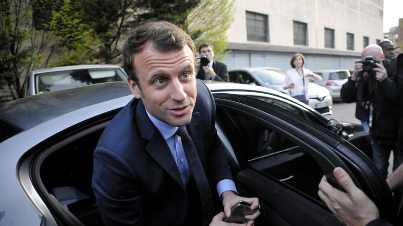 Macron connaît-il déjà le nom de l'invité