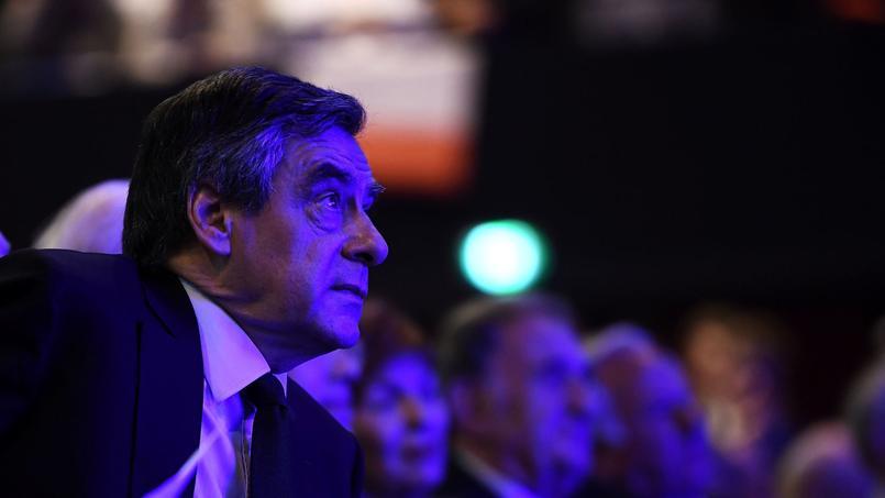 Comment François Fillon se prépare au débat