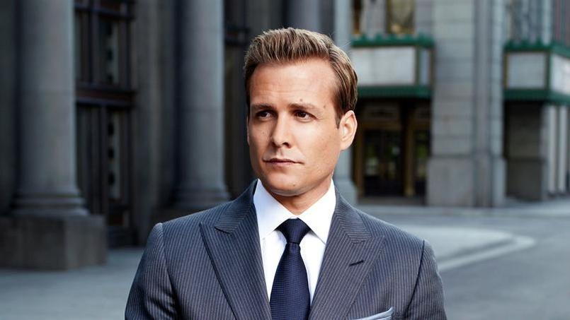 Harvey Specter, héros de la série américaine «Suits».