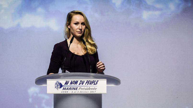 Marion Maréchal Le Pen.