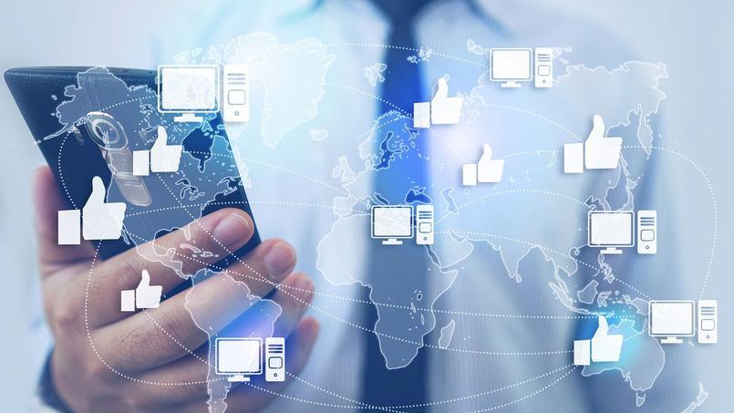 Aujourd'hui, 60% des entreprises françaises sont digitalisées, c'est-à-dire ont un blog, une page Facebook, un site Internet (marchand ou pas) ou un compte Instagram.