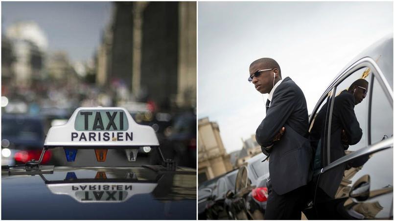 L'arrivée de la start-up Uber en France en 2012 a déstabilisé le monde des taxis, en particulier à Paris.