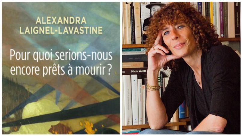 Alexandra Laignel-Lavastine : Comment se comporter en homme debout au XXIème siècle ?