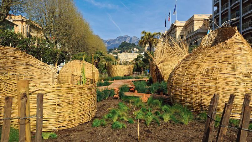 Le premier prix du Festival a été décerné aux Jardins secrets, créés par le collectif les Olivettes, à Menton.