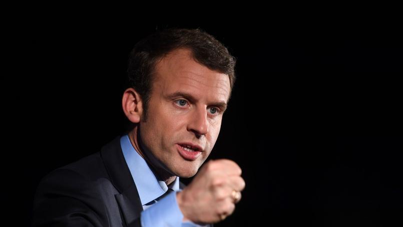 Emmanuel Macron décrit dans le JDD ce que seraient ses premiers mois à l'Elysée s'il est élu.
