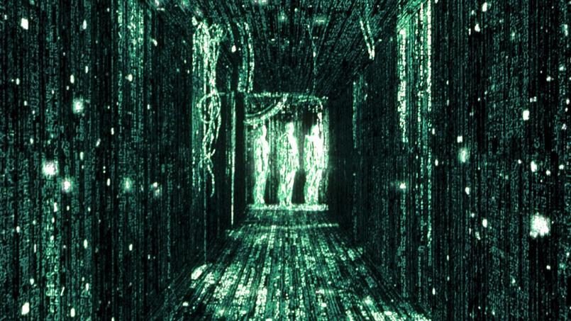 Matrix d'Andy Wachowski et Larry Wachowski, 1999.