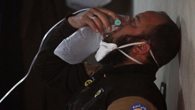 L'attaque chimique de Khan Cheikhoun a fait au moins 86 morts, dont 27 enfants, et plus de 160 blessés.