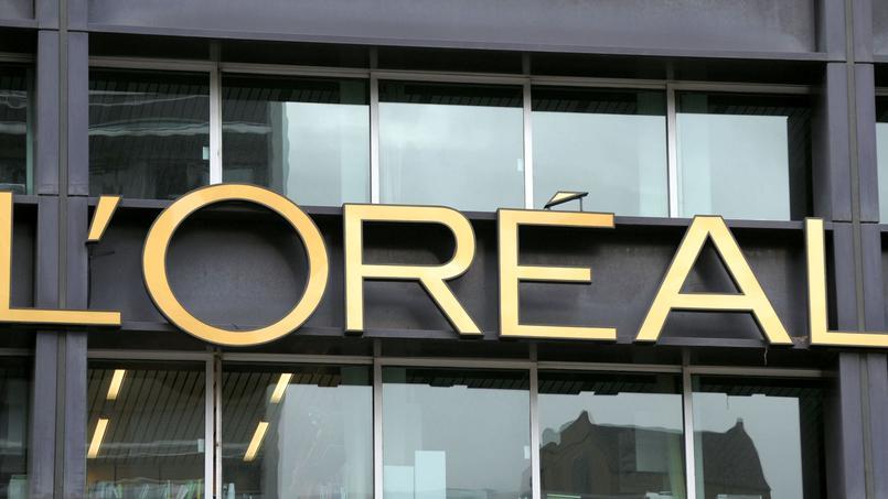 Le géant des cosmétiques, L'Oréal, apparaît comme le premier dans ce classement.