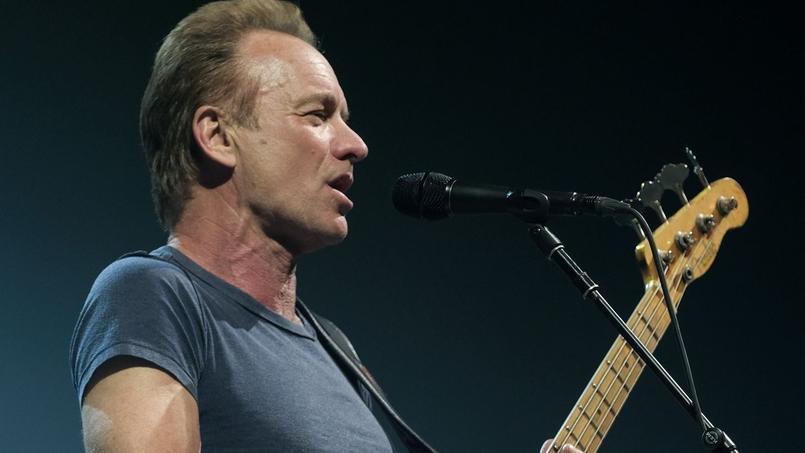 Cinq mois jour pour jour après son concert au Bataclan, Sting revient danslacapitale.