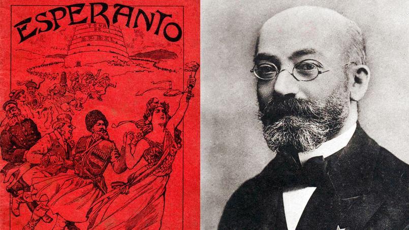 Depuis 1887, les «espérantistes» tentent de promouvoir le langage universel créé par Ludwik Zamenhof (1859-1917).
