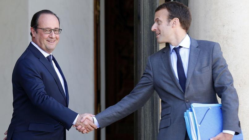 Hollande et Macron : le testament empoisonné