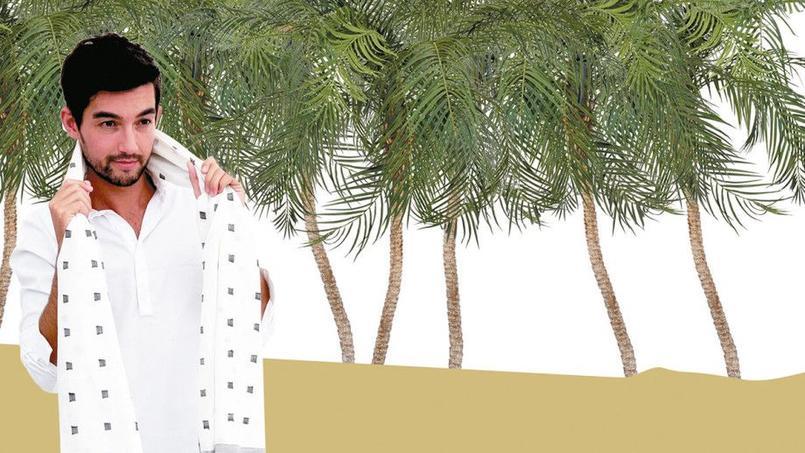 Chez Petrusse, la demande de foulards pour homme a rattrapé celle pour femmes depuis quatre ans.