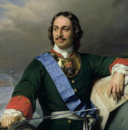 Un Tsar en France, Pierre le Grand et la cour de Louis XV XVM204f74b2-212d-11e7-834a-2675150b5d1e