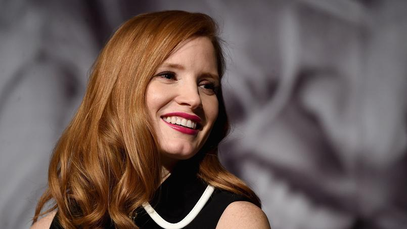 Jessica Chastain a joué dans «The Tree of Life», Palme d'or du Festival de Cannes en 2011.