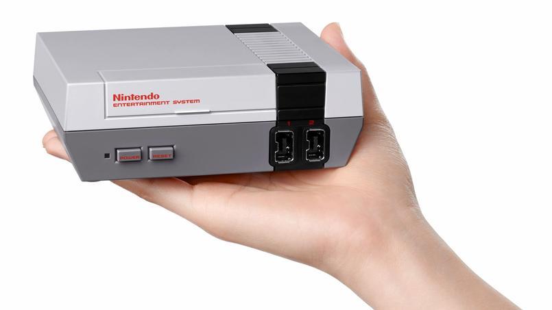 La production s'arrêtera prochainement aux USA — NES Classic Edition